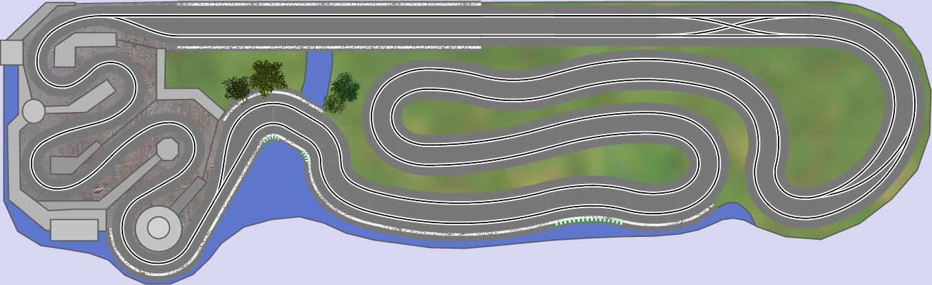Rallye Des Alpes Track Slot Car Illustrated Forum