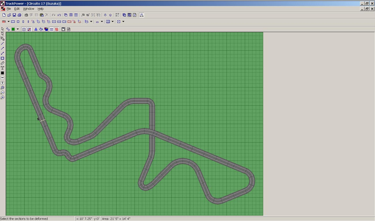 Which Track Design Software To Use Slot Car Illustrated Forum Circuit Designing